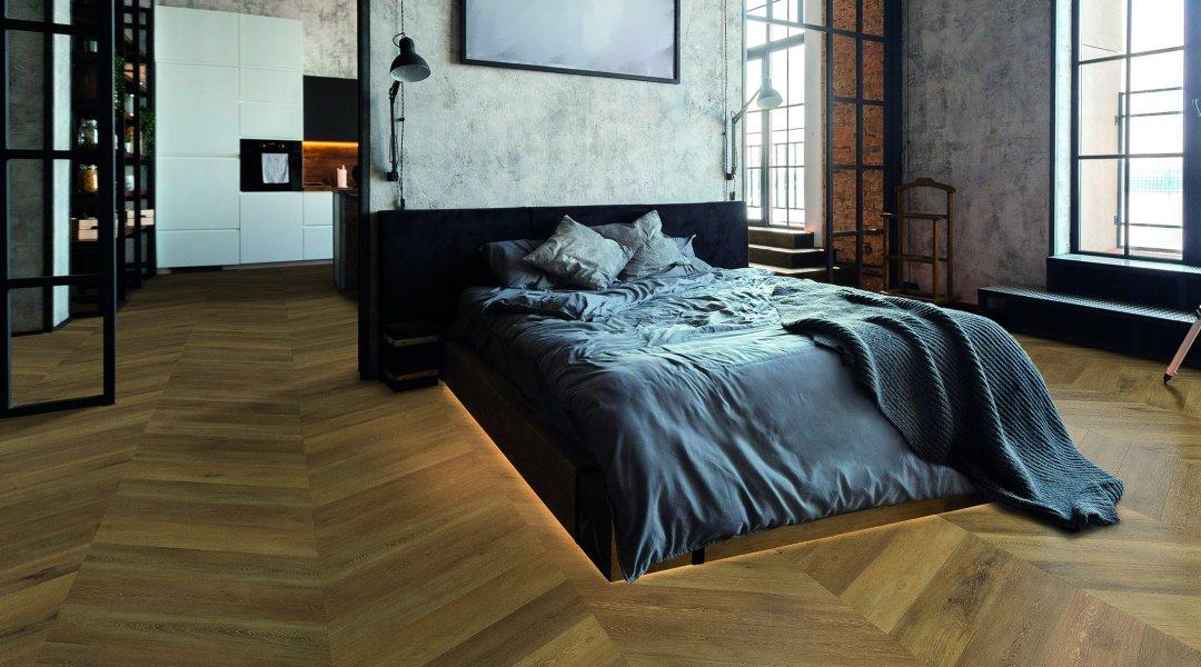 Aspecta Contours Chambord Riviere bedroom