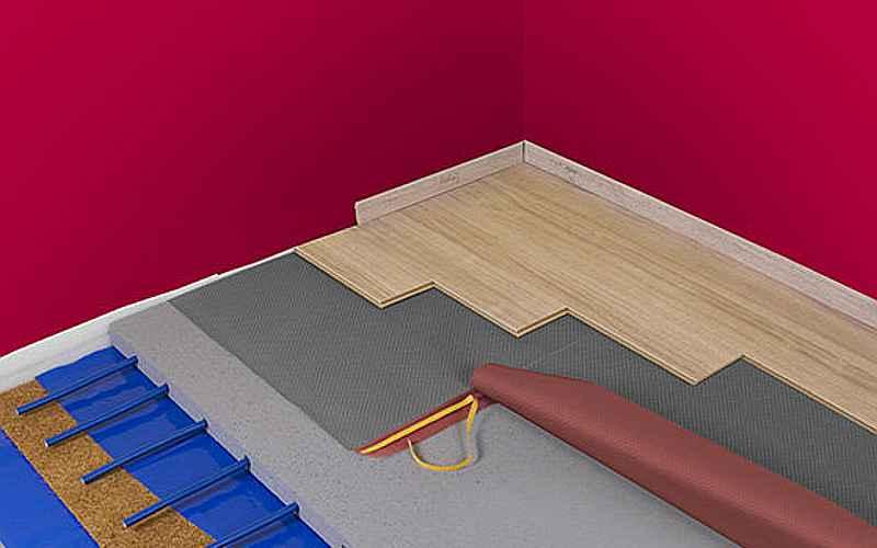 Heatfoil met vloerverwarming van Unifloor te koop bij RIGA