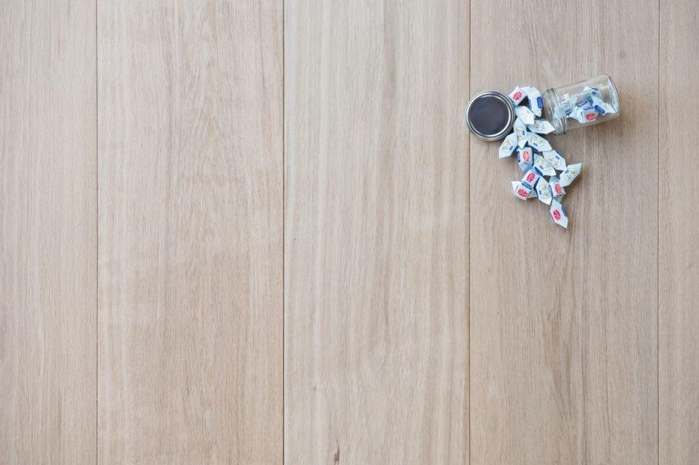 Onbehandelde eikenhouten vloer 10.1. - Riga Vloeren Amsterdam
