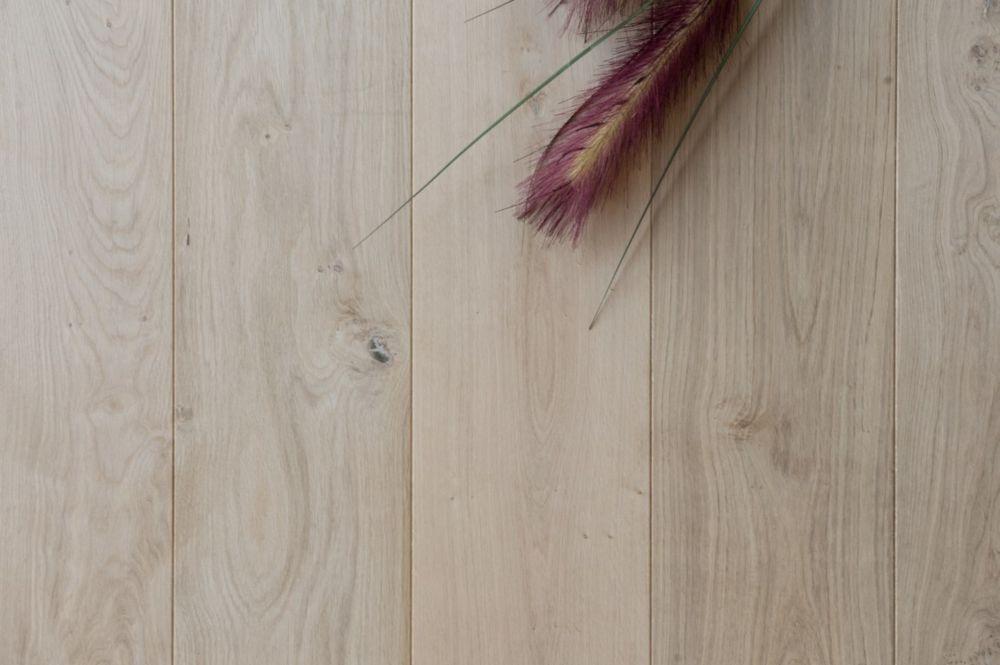 Onbehanlde eikenhouten vloer 17.1. - Riga Vloeren Amsterdam