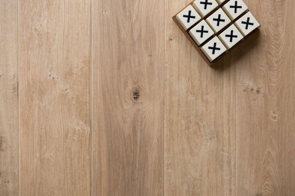 Eikenhouten vloer 21.1. handgeschraapt en onbehandeld - Riga Vloeren Amsterdam