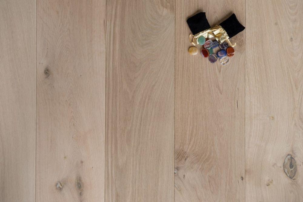 Onbehandelde eikenhouten vloer 25.1. - Riga Vloeren Amsterdam