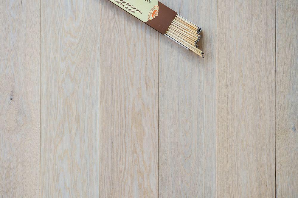 Vloer 5.1. - Wit geolied eikenhout - Riga Vloeren Amsterdam