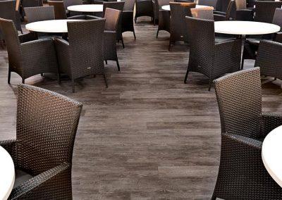 PVC Vloeren restaurant