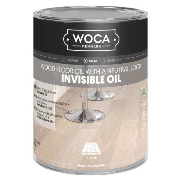 WOCA invisible oil 525010A Riga