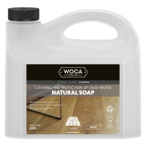 WOCA natural soap wit 511110A