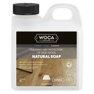 WOCA natuurzeep natural soap